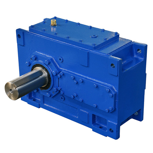 HC series parallel shaft heavy duty industrial gear unit